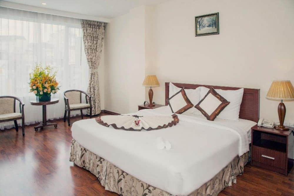 Khách sạn River Prince gần chợ Âm Phủ Đà Lạt