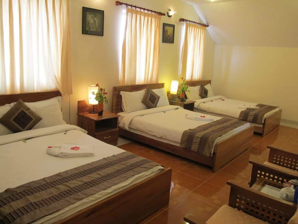 Trung Cang Hotel - Khách sạn gần chợ Âm Phủ Đà Lạt