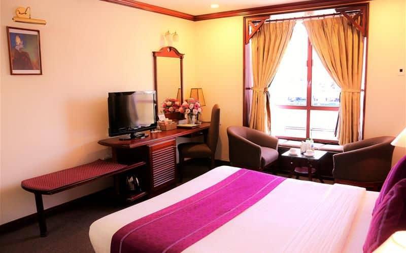 Khách sạn TTC Premium Đà Lạt