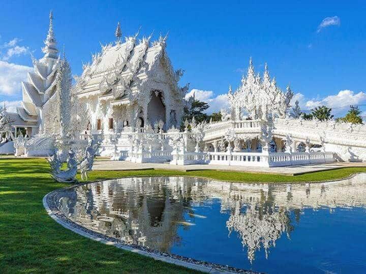 Khám Phá Chiang Mai – Chiang Rai Mùng 2,3 Tết Al 4N3Đ Bay FD