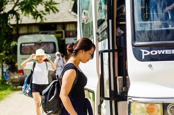 Kinh nghiệm du lịch Mai Châu Mộc Châu bằng xe ô tô.