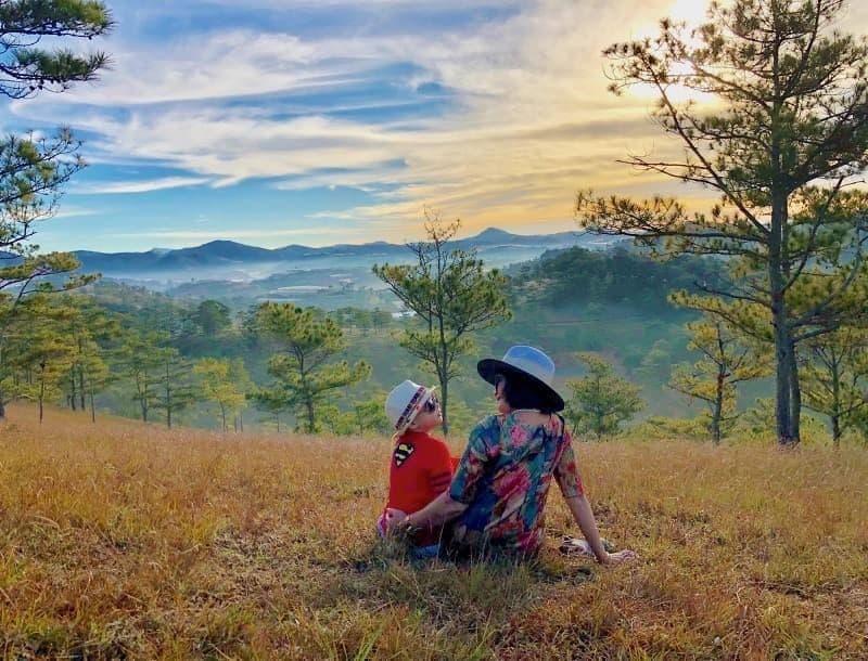 kinh nghiệm du lịch Đà Lạt cho gia đình