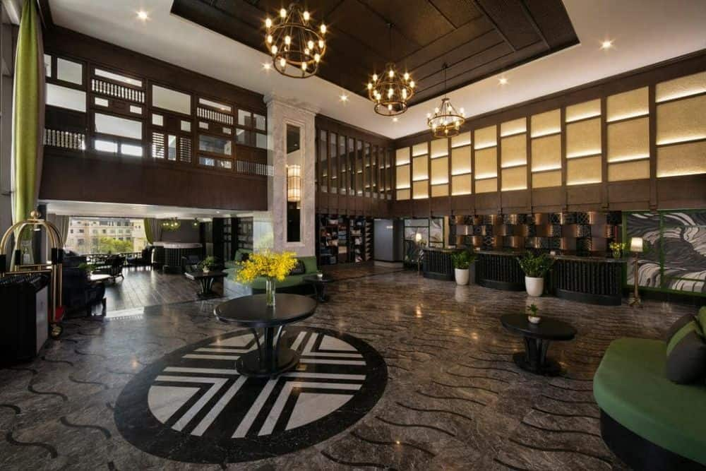 Không gian Khách Sạn tại Sapa
