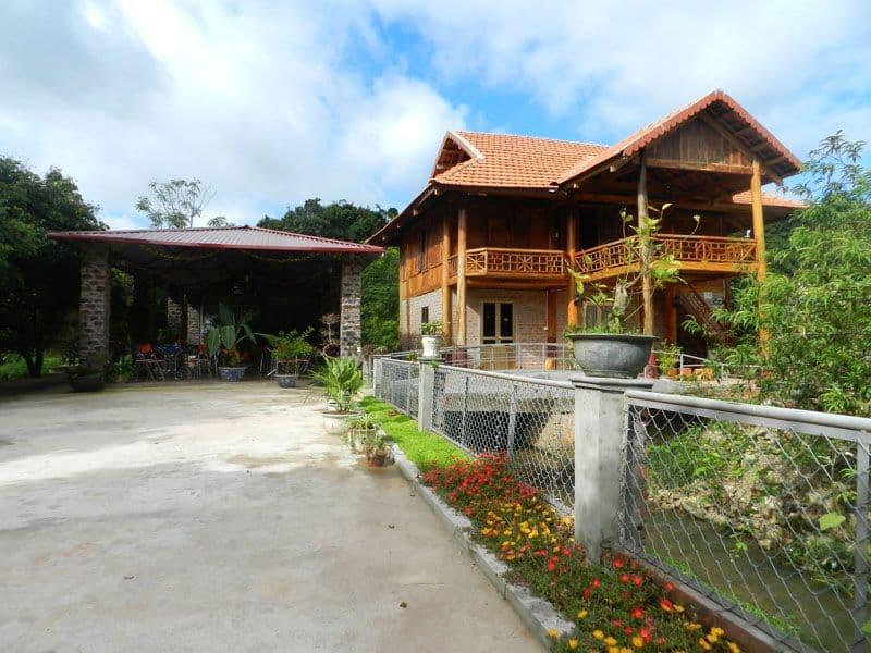 Nhà nghỉ sinh thái