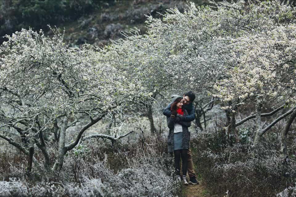 Tháng 2 Mộc Châu