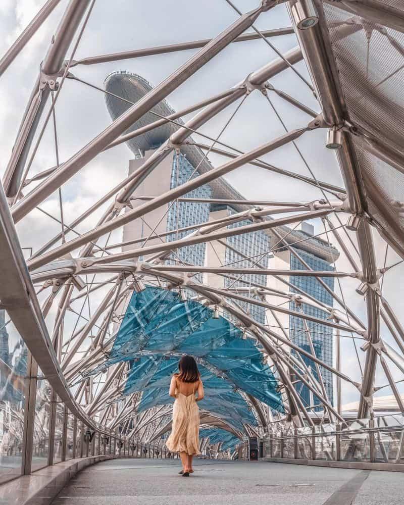 địa điểm sống ảo ở singapore