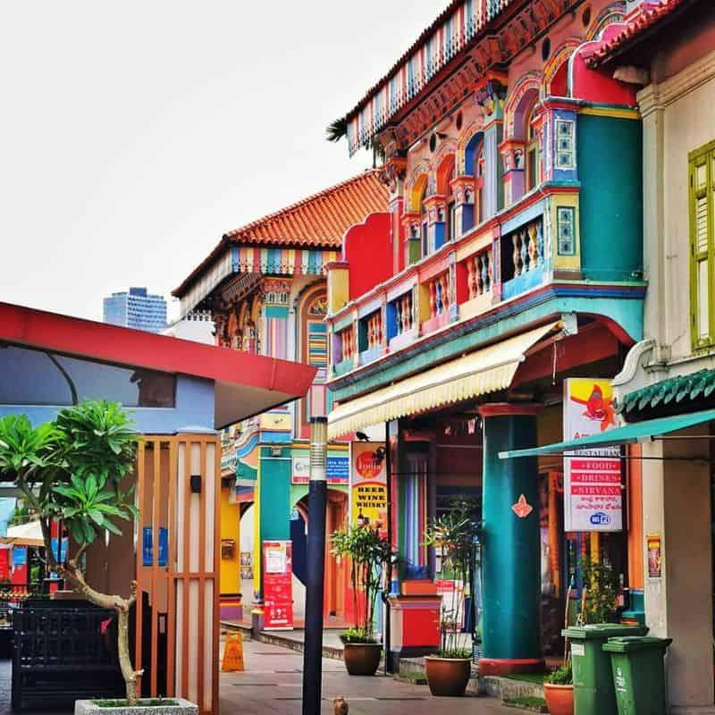 Little India - Những địa điểm sống ảo ở Singapore