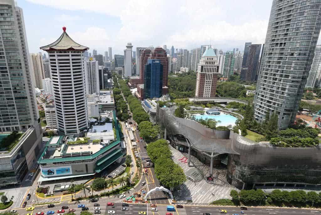 điểm tham quan miễn phí ở singapore