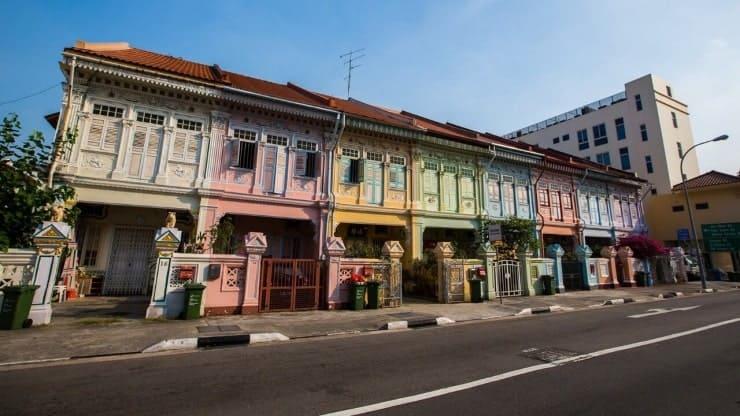 địa điểm tham quan miễn phí ở singapore