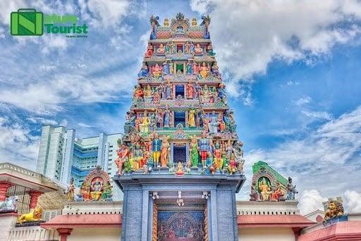 Đền Sri Mariamman