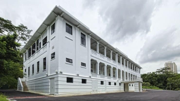 Khu nghệ thuật đương đại Gillman Barracks