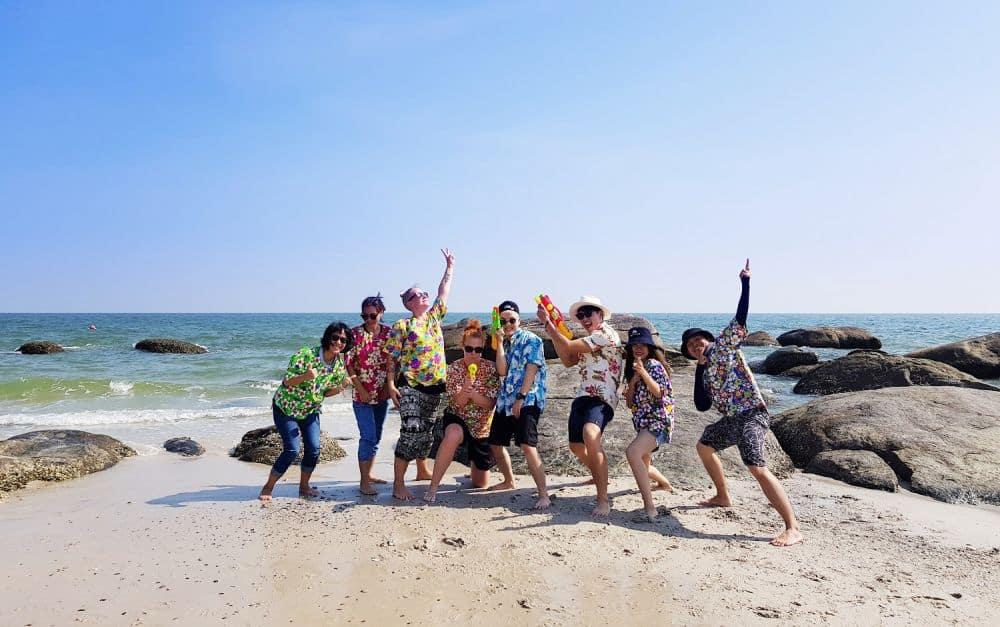 biển Hua Hin