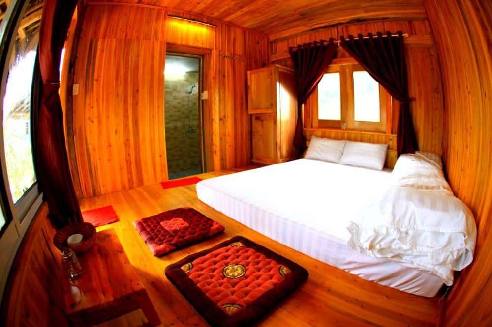 Phòng trong Po Homestay