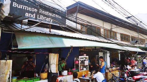 quán ăn ngon tại chiang mai