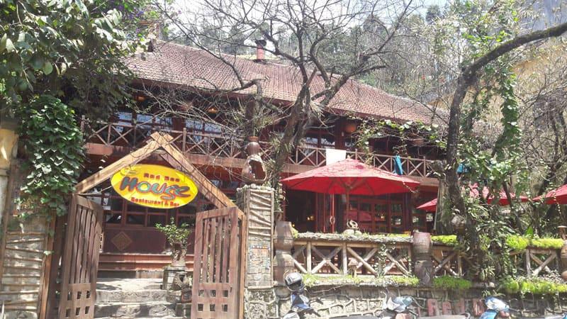 quán ăn ở trung tâm sapa