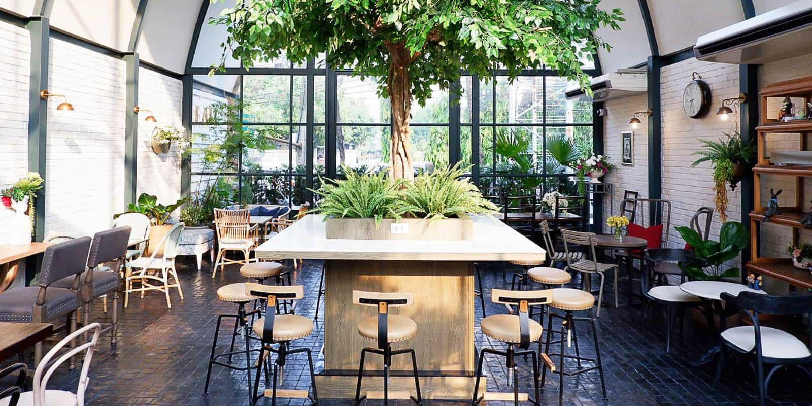quán cafe view đẹp ở bangkok