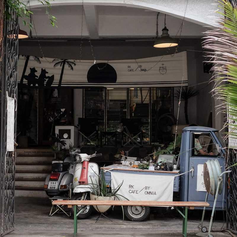 RK cafe by Omnia