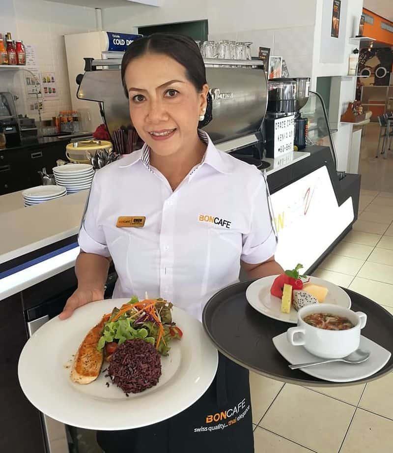 quán cà phê đẹp ở pattaya