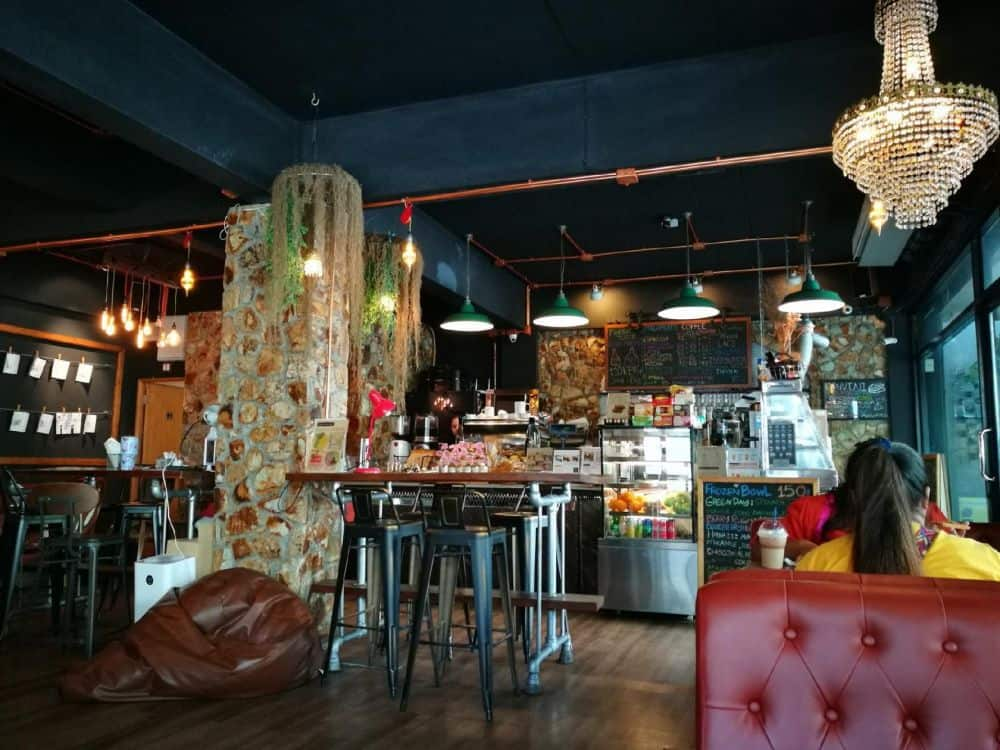 Malamute Coffee - Quán cafe đẹp ở Pattaya