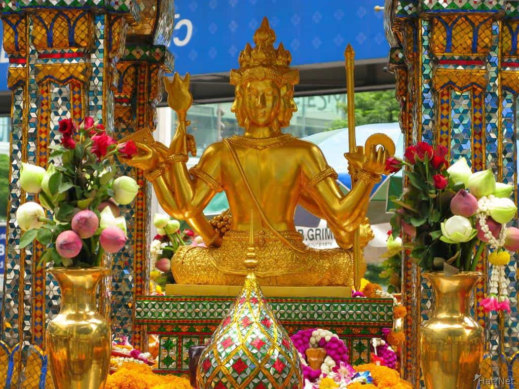 Nguồn gốc làm nên bức tượng Phật