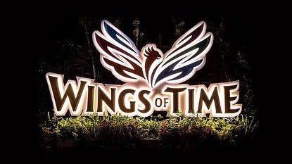 """Nhạc nước """"Wings of Time"""" - Sentosa Fun Pass"""