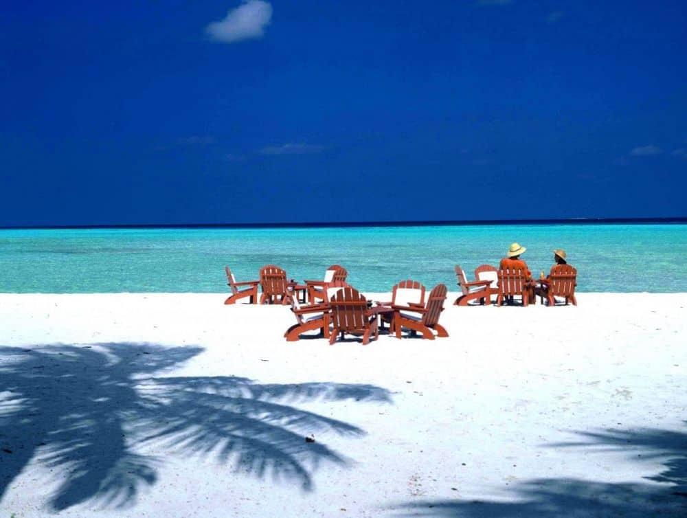 bãi biển đẹp ở Pattaya