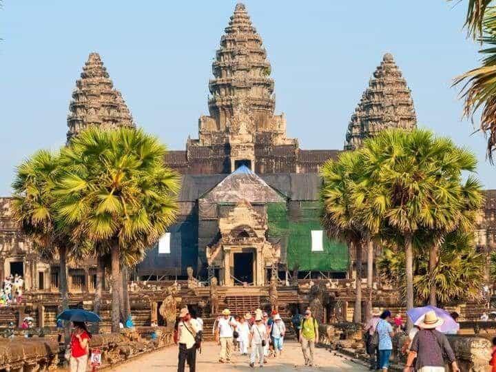 Tour Hà Nội - Siemreap - Phnompenh