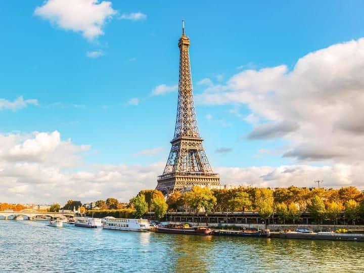 Tour Pháp – Thụy Sĩ – Ý – Vatican – Monaco