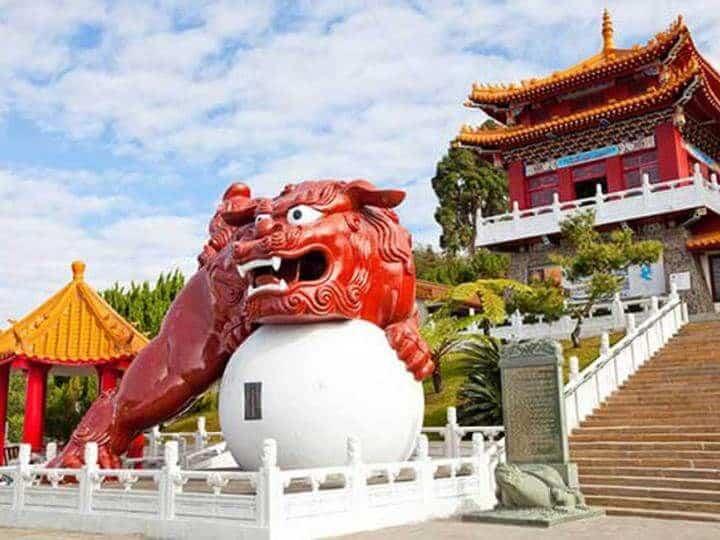 Tour Đài Loan 2019