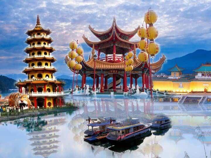 Tour Du Lịch Đài Loan Đài Trung – Cao Hùng – Nam Đầu