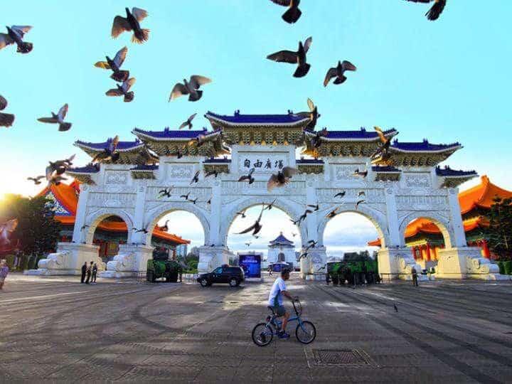 Tour Đài Bắc- Đài Trung- Cao Hùng