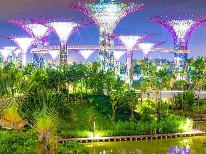 Tour Hà Nội – Singapore – Kuala Lumpur