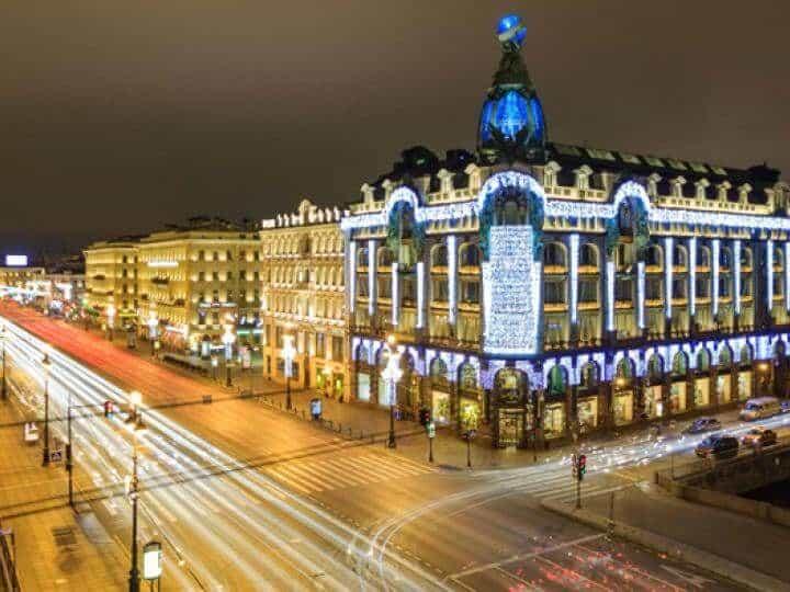 Tour Du Lịch Nga Matxcova – Saint Peterburg