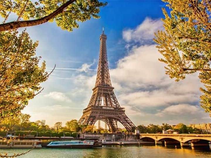 Tour Pháp – Bỉ - Đức – Hà Lan