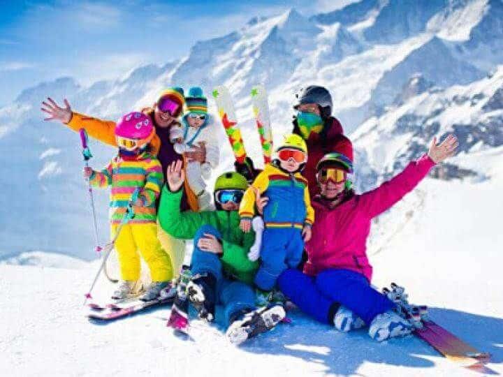 Seoul-trượt Tuyết- Lotte World