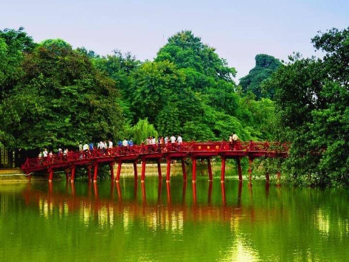 Tour Du Lịch Hà Nội - Ninh Bình - Hạ Long - Yên Tử