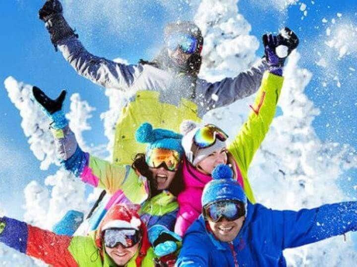 Seoul- Nami -trượt Tuyết- Lotte World