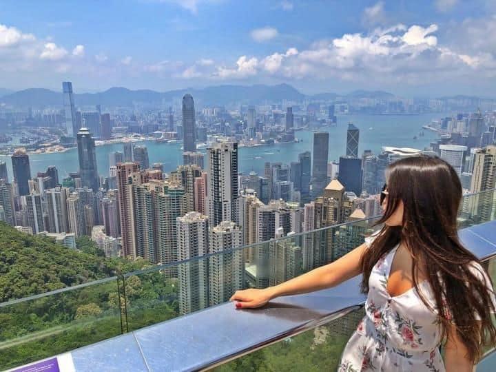 Tour Hong Kong tet 2020