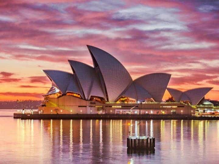 Sydney – Canberra – Melbourne