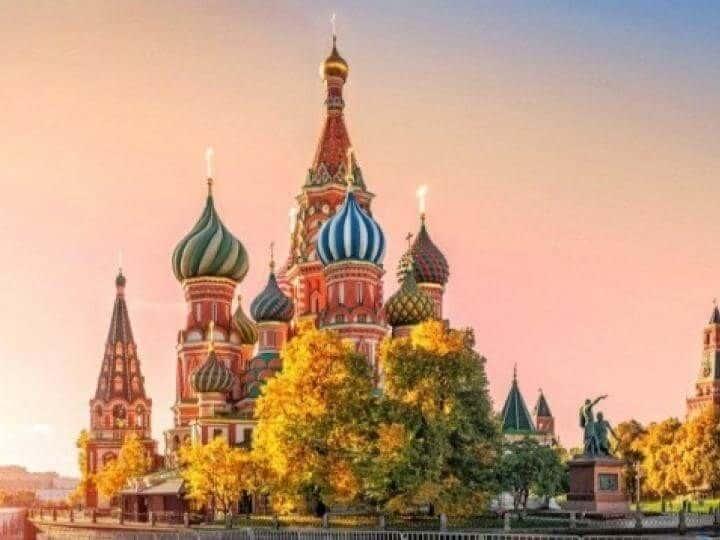 Tour Matxcova - St. Petersburg