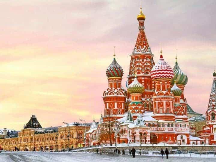 Tour Du Lịch Nga 2020