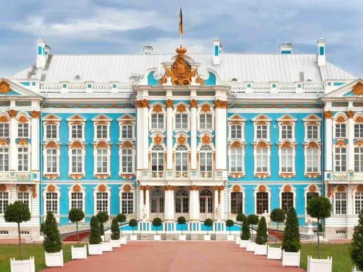 Tour Moscow - Saint Petersburg