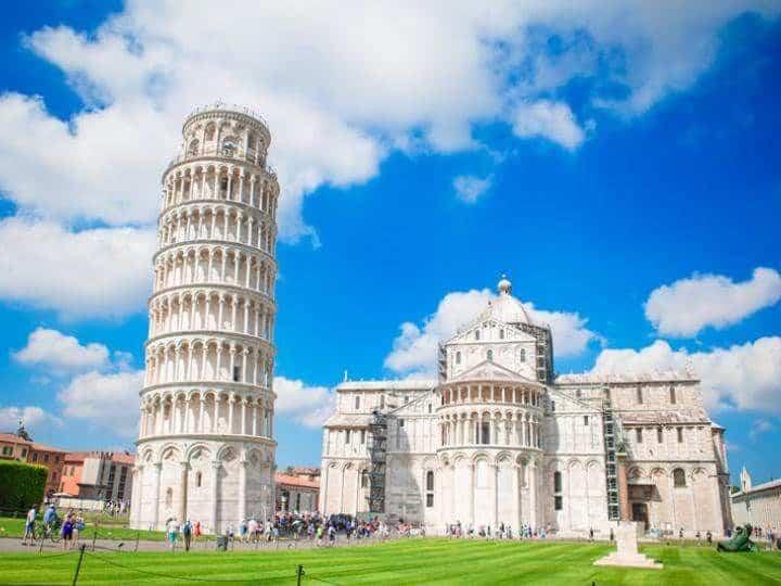 Tour Pháp – Thụy Sĩ – Ý