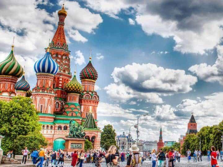 Tour Du Lịch Nga Tết Nguyên Đán