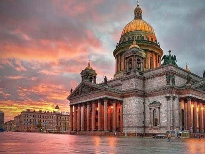 Tour Sài Gòn/Hà Nội - Matxcova – St. Petersburg - Matxcova