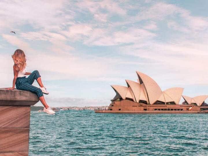 Tour Úc- New Zealand