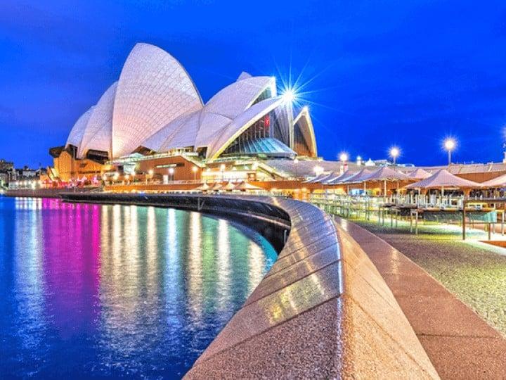 Tour Sydney - Melbourne
