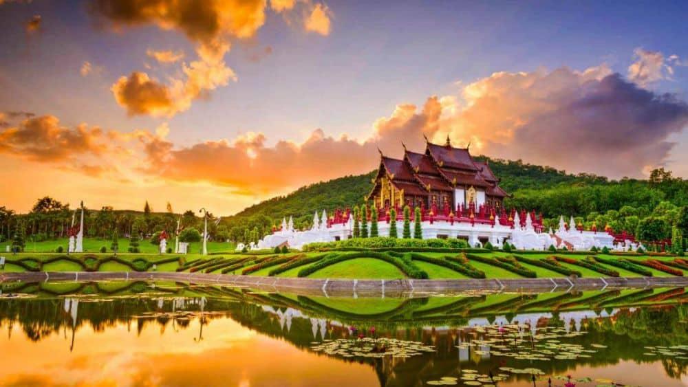 Vườn Hoa Hoàng Gia (Royal Flora Garden)