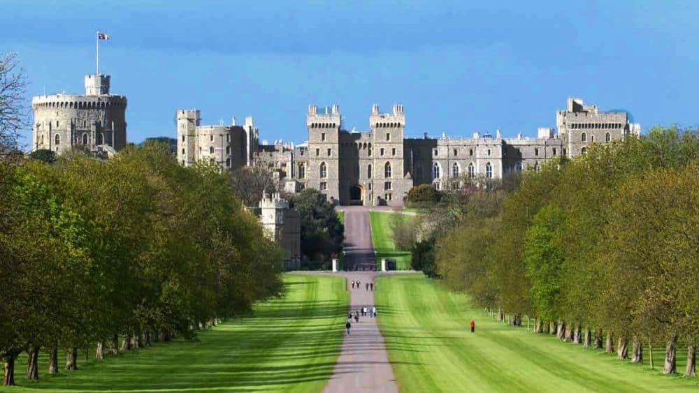 Lâu đài Windsor (Windsor Castle)