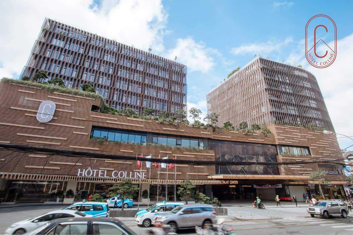 Colline - Khách sạn đẹp ở Đà Lạt gần Hồ Xuân Hương tuyệt đẹp